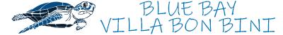 Blue Bay Villa Bon Bini
